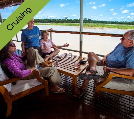 Luxury Cruise on the Amazon River in Peru all inclusive