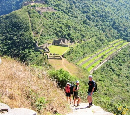 Incredible Choquequirao Trek & Machu Picchu
