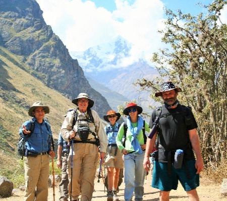 Hike The Inca Trail to Machu Picchu in Cusco