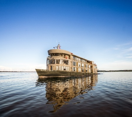 Luxury Iquitos Amazon River Deluxe Cruise