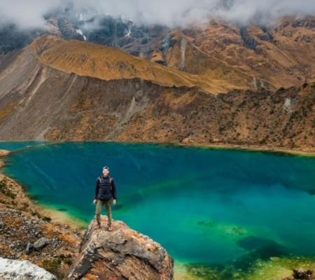 Salkantay Humantay Trek & Machu Picchu